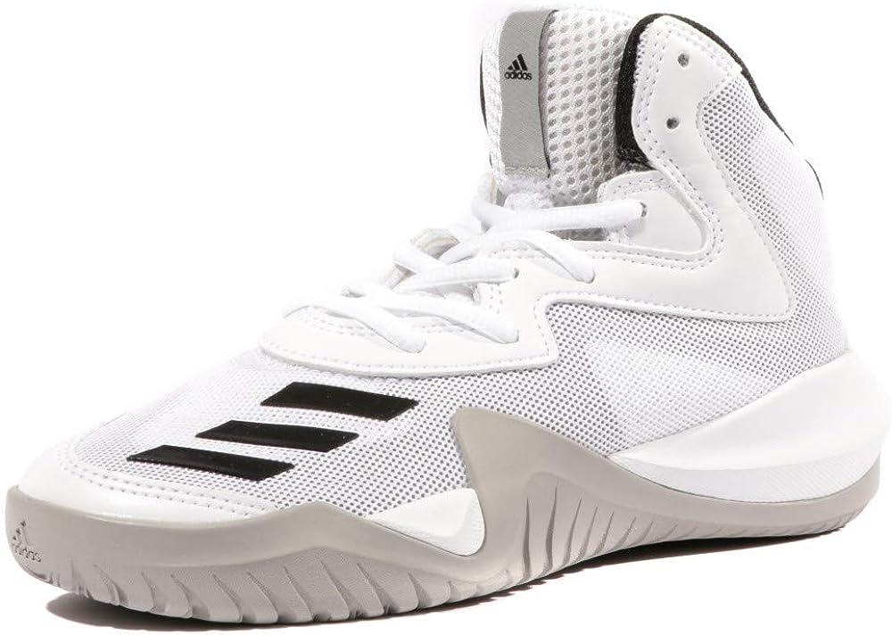 adidas Crazy Team K, Chaussures de Running Mixte Enfant