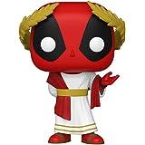 Funko Pop! Marvel: Deadpool 30th - Roman Senator Deadpool, 3.75 inches