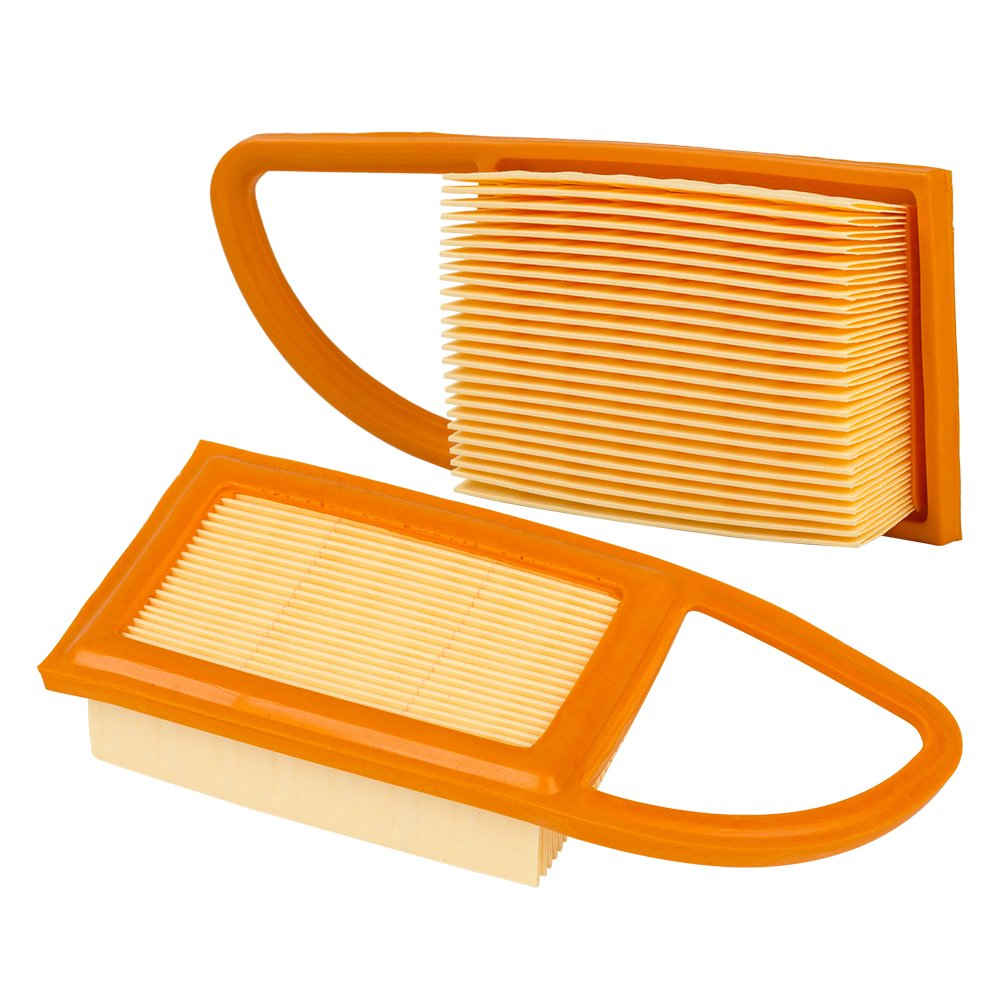OuyFilters Air Filter Fit for Stihl BR500 BR550 BR600 4282-141-0300 4282 141 0300 4282 141 0300B Backpack Blowers Parts