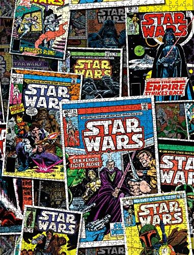 Cucina Star Wars Comic Collage Jigsaw Puzzle 1000 Piece