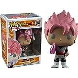 Pop 260 Super Saiyan Rose Goku Black Dragon Ball, Funko, Multicolorido, Pequeno