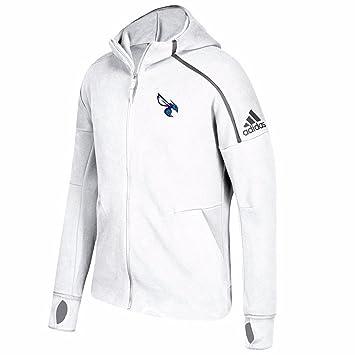 adidas Charlotte Hornets de la NBA Blanco Blanco ZNE Premium Primary Logo Full Zip Sudadera con Capucha para Hombre, Blanco: Amazon.es: Deportes y aire ...