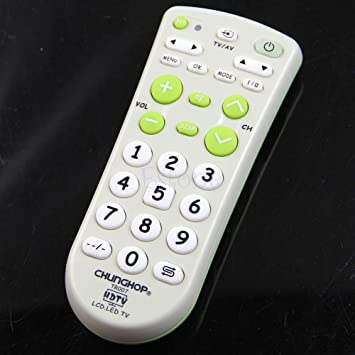 Baodanjiayou - Mando a Distancia Universal para televisor KONIKA ...