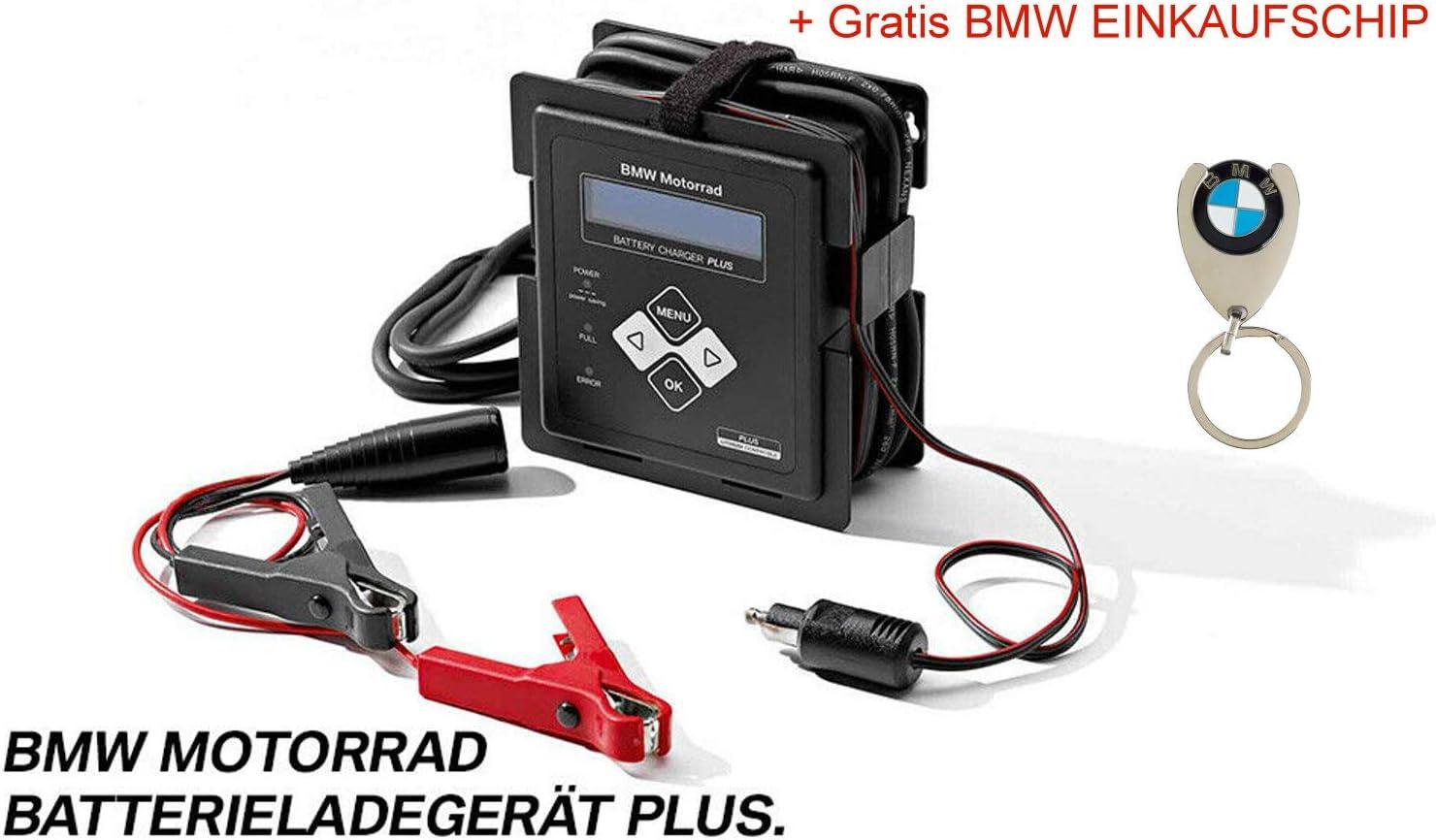 Original Bmw Motorrad Batterieladegerät Plus 77022470950 Auto