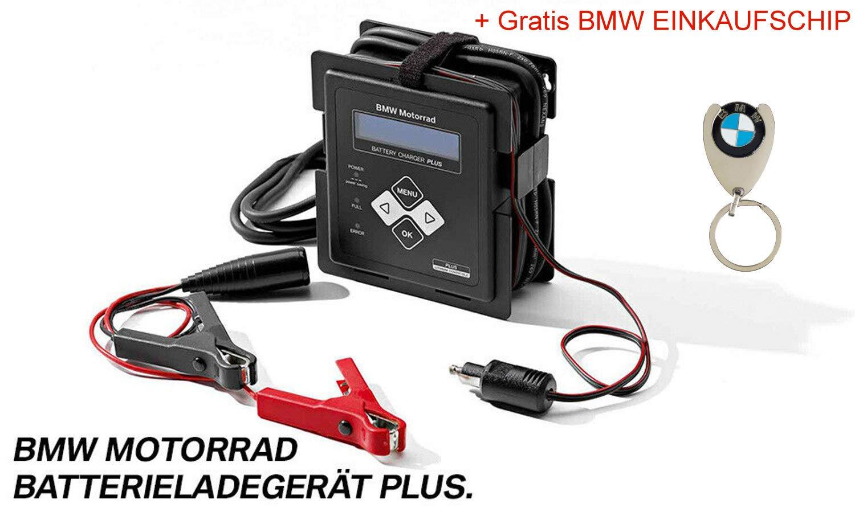 ORIGINAL BMW Motorrad Batterieladeger/ät Plus 77022470950
