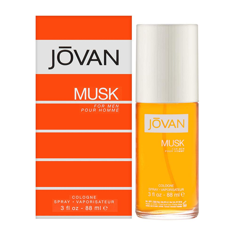 Jovan Musk Jovan Musk For Men Edc 88 Ml Vapo 88 Mililitros