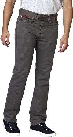 Duke London Pantalones De Pana En Talla Grande Con Cinturon Incluido Modelo Brian Bedford Para Hombre Amazon Es Ropa Y Accesorios