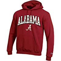 $54 » Champion Adult Tackle Twill Hooded Sweatshirt - Officially Licensed Unisex NCAA Team Apparel