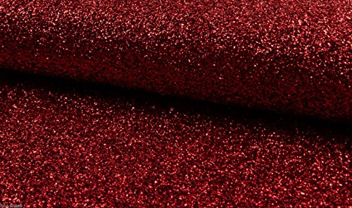 RED Lurex Fabric 4 Way Stretch Material/59 wide/Sparkling Tinsel Cloth (sold by the metre)
