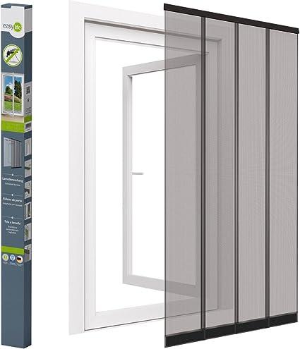 easy life mosquitera para puerta 100 x 220 cm Color de PVC pinza ...