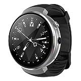 Orologio intelligente Lemfo LEM7–Android 7.04G LTE 2MP fotocamera orologio cellulare ROM 16GB Traduttore incorporato Bluetooth/GPS/cardiofrequenzimetro sport Smartwatches for Android iOS