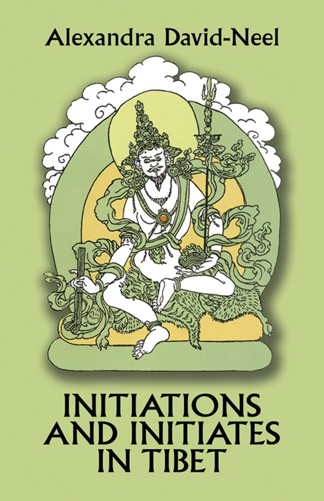 Download Initiations and Initiates in Tibet ebook