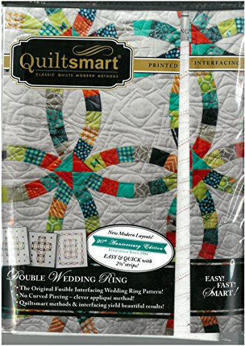 (Double Wedding Ring Classic Pack by Quilt Smart)