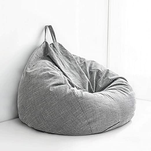 Suave cómodo puf Agua Resistente m Moderno Lazy Cozy living ...