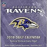 Baltimore Ravens Desk Calendar