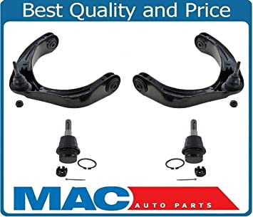 2006 2007 2008 Dodge Ram 1500 5-Lug Front Upper Control Arm w// Ball Joint Kit
