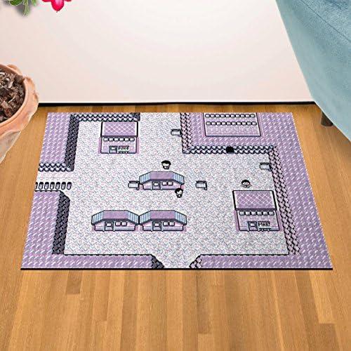 GG Promo Lavender Town Doormat Welcome Floormat 24 x 36