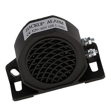 Sharplace 1 Unidad de Alarma de Marcha Atrás para Autos DC ...