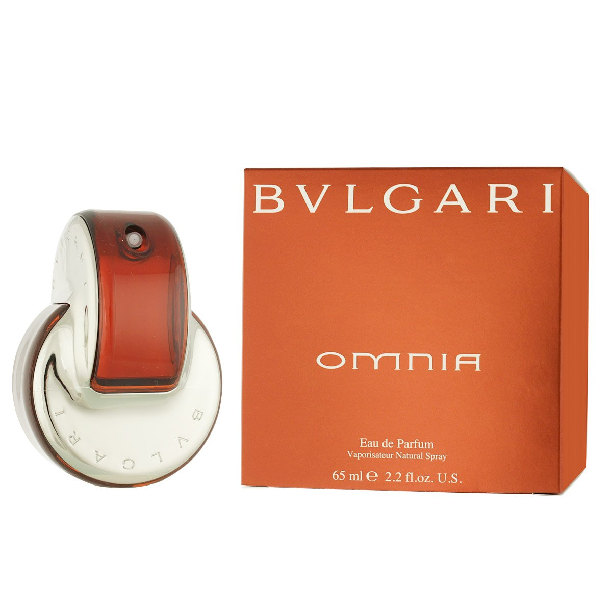 Bvlgari Omnia Eau de Parfum Spray for Women, 2.2 Ounce