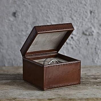 Leder Hochzeit Ring Box Ideal An Einem Hochzeit Tag Fur Die Braut