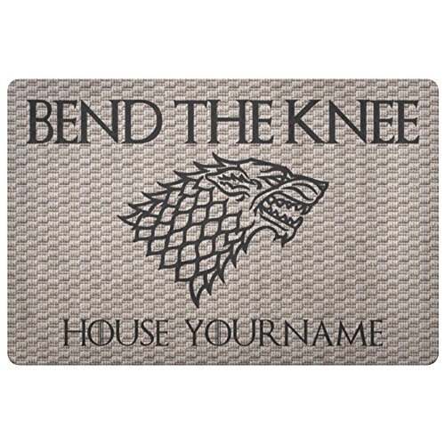 Awesome eMERCHency Game of Thrones Door Mat Rug Customizable Personalized 26