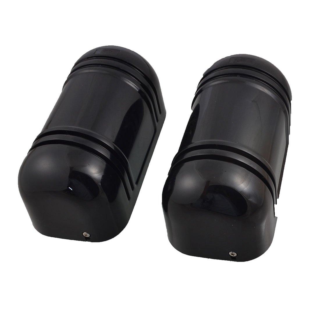 Outdoor 100m Double Beam Security Active Ir Detector Breaker Abt 100 Doorbell Ring Detectors Camera Photo