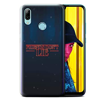 eSwish Carcasa/Funda TPU/Gel para el Huawei P Smart 2019 ...