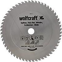 Wolfcraft 6602000 6602000-1 Hoja de Sierra Circular CV