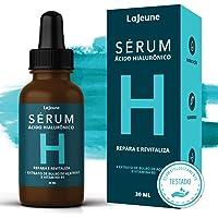 Serum Ácido Hialurônico + Vitamina B5 + Extrato de Bulbo de Açafrâo - Sérum Facial - 99% Ingredientes Naturais - Hidrata…