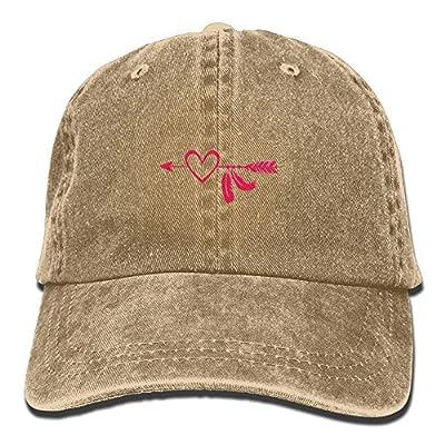 Valentine's Day Love Baseball Caps Unique Top Level Visor Hats For Men
