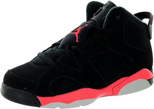 Nike Kids Jordan 6 Retro BP Black