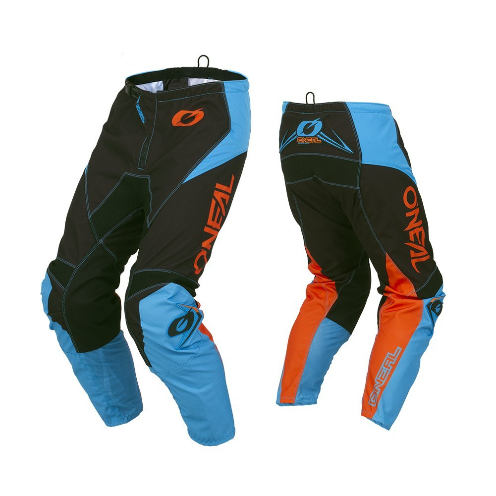 O'Neal Element Racewear Pant (Black/Red, Size 28) O' Neal 0108-328
