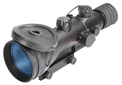 ATN NVWSARS420 Ares 4X Gen 2 Night Vision Weapon Rifle Scope