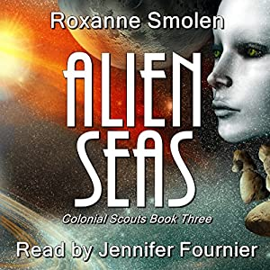 Alien Seas Audiobook