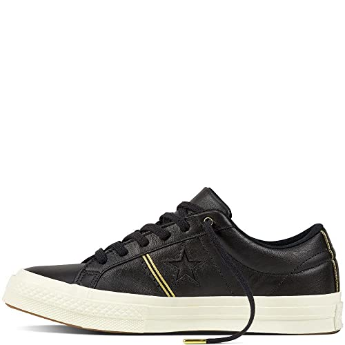 new products a6062 6ece6 Converse Unisex Adults  Lifestyle One Star Ox Leather Fitness Shoes   Amazon.co.uk  Shoes   Bags