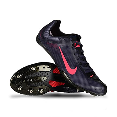 Nike Zoom Mamba 2 Long Distance Steeplechase Spikes Shoes Unisex (Men  14/Women 15.5, Charcoal/Atomic Red): Amazon.ca: Shoes & Handbags