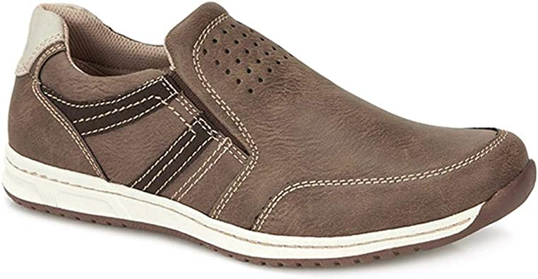Relife by Pavers Mens Casual Slip On