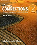 img - for Making Connections Level 2 Student's Book: Skills and Strategies for Academic Reading book / textbook / text book