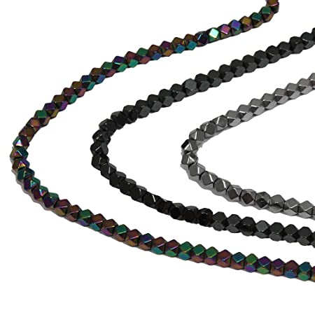 strand shop hematite and beads precious round thumb semi the beading supplies gemstone gemstones bead