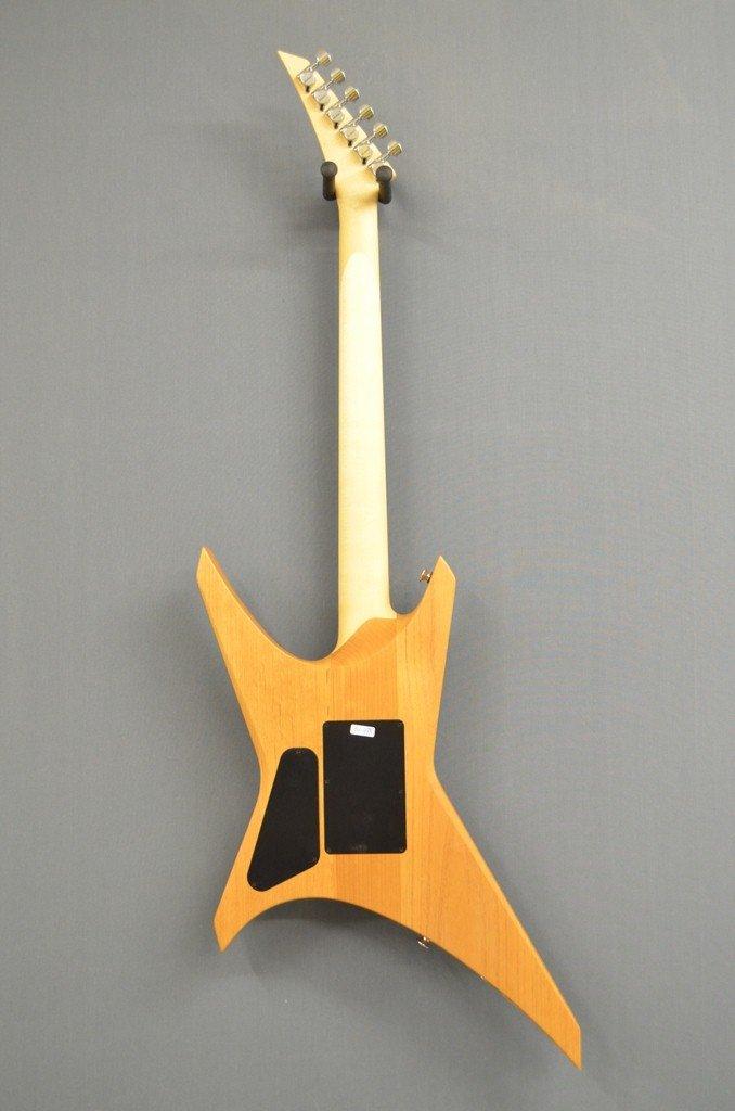 Jackson 281 - 1001 - 113 Warrior S de guitarra JCS WR Natural Oil: Amazon.es: Instrumentos musicales