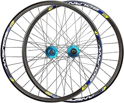 MZPWJD Juego Ruedas Bicicleta 27.5