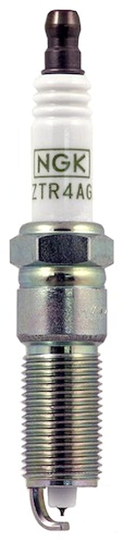 Set (8pcs) NGK G-POWER Platinum bujías Stock 5017 Níquel Core punta 0,040 trapezoidal en lztr4agp: Amazon.es: Coche y moto