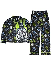 Star Wars Darth Vader, Stormtrooper Flannel Coat Pajama Set