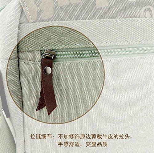 YOYOSHome Anime Attack on Titan Cosplay Handbag Crossbody Bag Messenger Bag Shoulder Bag (2) by YOYOSHome (Image #4)