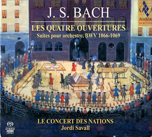 BACH,J.S. / CONCERT DES NATIONS / SAVALL