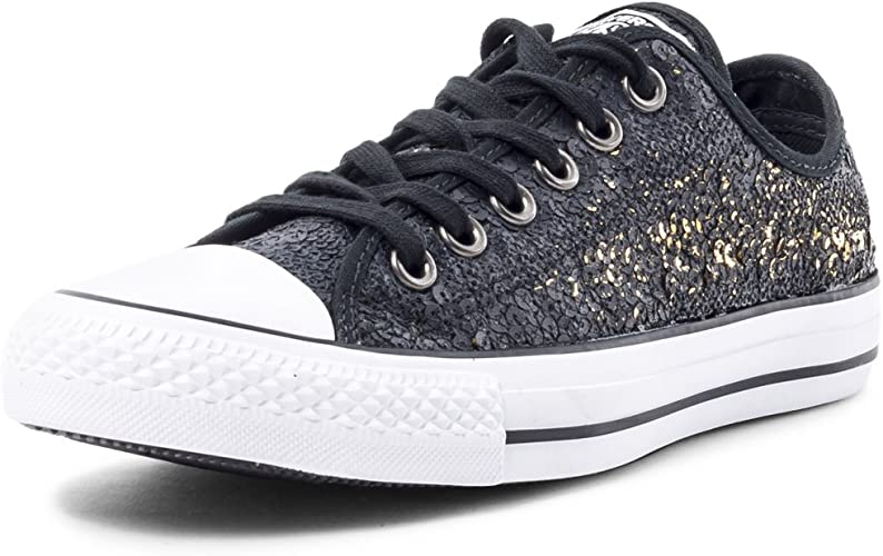 Converse Damen Chuck Taylor All Star Madison Sneakers, grauweiß