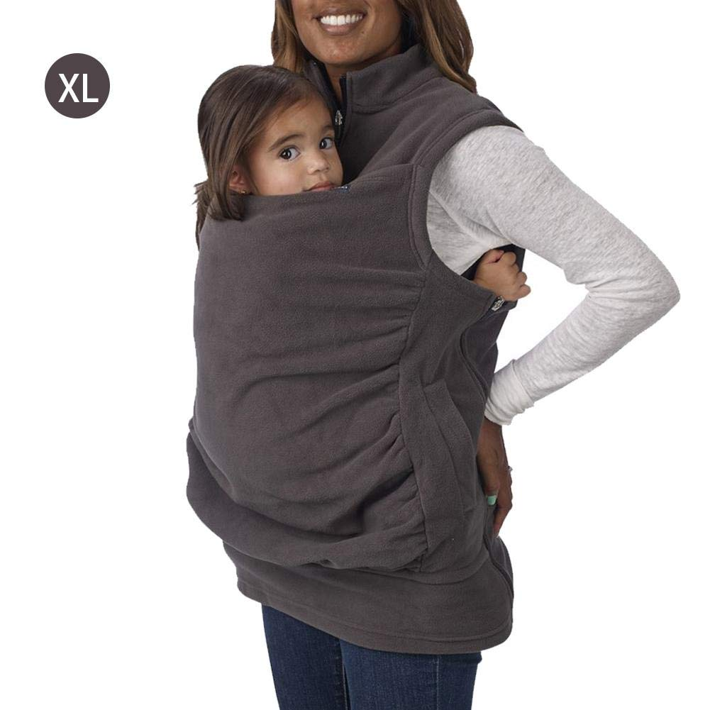 Zonsaoja Mujer Sudadera Lactancia Capucha Ropa Premam/á Camisas De Enfermer/ía Bolsillos Tops Maternidad