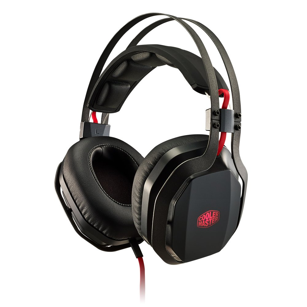 Auriculares Gamer : Cooler Master Pulse Mh-750 Over-ear Con