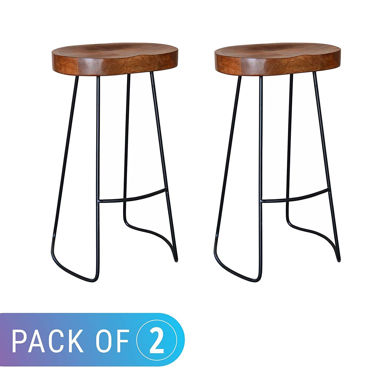 Cool Bp Industries 30070 30 2 Pack Gavin Barstool 17X12X30 Cherry Ibusinesslaw Wood Chair Design Ideas Ibusinesslaworg