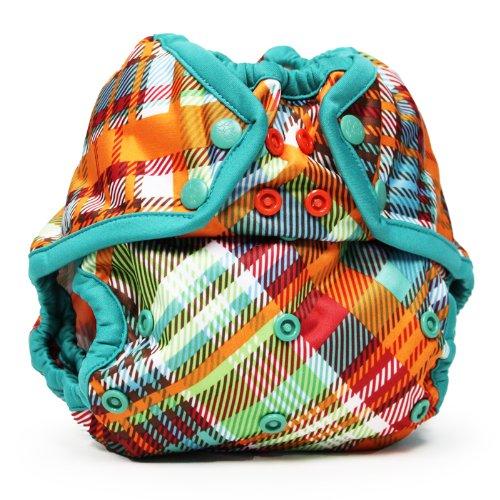 Rumparooz One Size Cloth Diaper Cover Snap, Quinn